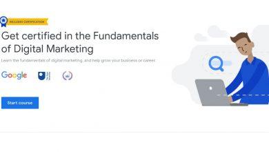 Photo of FREE Google digital Marketing certificate