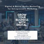 Digital and Social Media Marketing for Entrepreneurs -Part 2