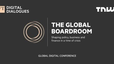 Photo of The Global Boardroom by Financial Times in partnership with TNW