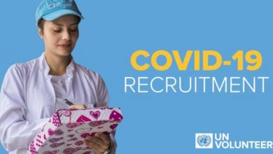 Photo of Apply to be a UNV Specialists – COVID-19 response (Fully-funded)