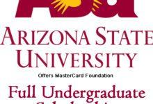 Photo of MASTERCARD ARIZONA STATE UNIVERSITY SCHOLARS PROGRAM 2021 FOR AFRICAN STUDENTS