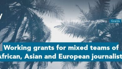 Photo of 2020 Money Trail Grants for African, Asian and European Journalists
