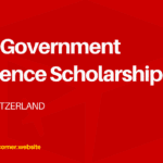 Swiss Government Excellence Scholarships for PhD, 2021