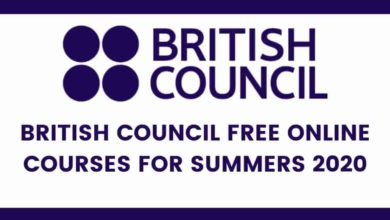 Photo of British Council Free Online Courses 2020 from UK Universities. – Enroll Now!