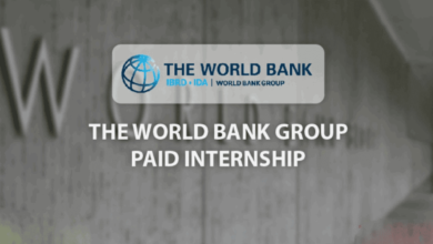 Photo of THE WORLD BANK INTERNSHIP PROGRAM IS NOW ACCEPTING APPLICATIONS