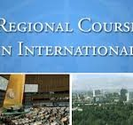 UNITED NATIONS REGIONAL COURSE IN INTERNATIONAL LAW PROGRAMME 2021 FOR AFRICAN SCHOLARS