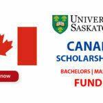 University of Saskatchewan Scholarships in Canada 2021 | Full Funded