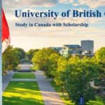 THE UNIVERSITY OF BRITISH COLUMBIA SCHOLARSHIPS TO STUDY IN CANADA
