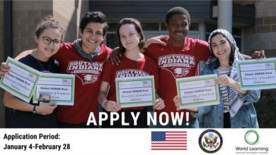 Photo of Fully Funded Global Undergraduate Exchange Program Scholarships to USA
