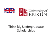 Photo of Think Big Undergraduate Scholarships