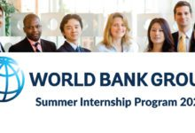 Photo of World Bank Group Summer Internship Program 2021 in USA for International Students