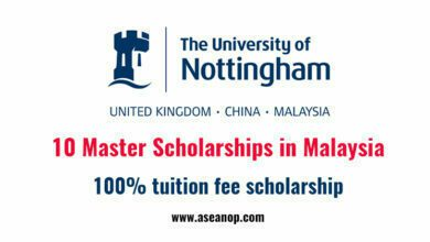 Photo of Study in Malaysia – Developing Solutions Masters Scholarships – The University of Nottingham Malaysia Campus