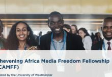 Photo of Chevening Africa Media Freedom Fellowships-Time to travel Apply Today !!
