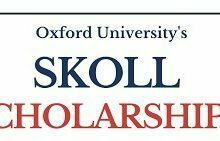 Photo of SKOLL Fully Funded Scholarship For MBA 2022|Oxford University in the United Kingdom